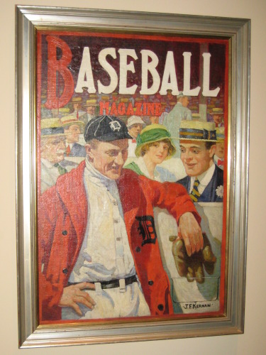 How To Oil Paint Baseball
