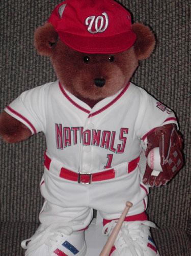 Nats Bear