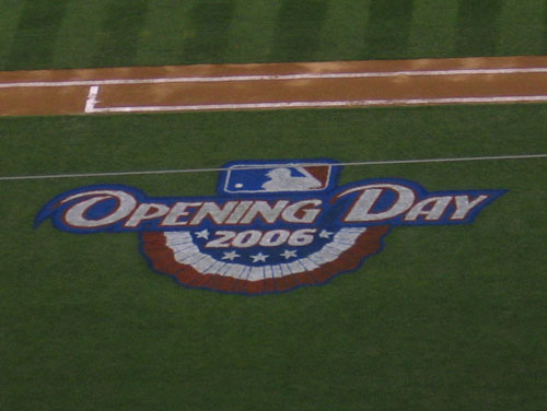 Opening Day 2006