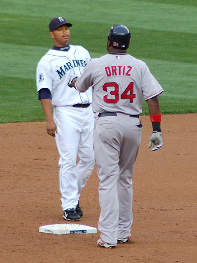 David Ortiz, Jose Lopez