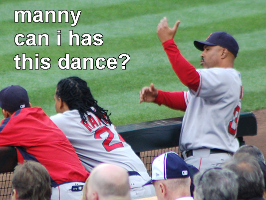 manny can i has this dance?