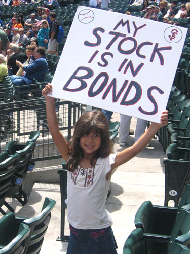 My stock is in Bonds